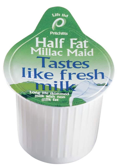 14ml UHT Semi Skimmed Milk – 150 per Box
